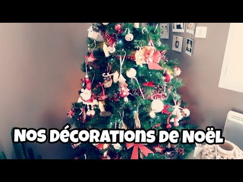 Nos d corations de no l youtube for Youtube decoration de noel