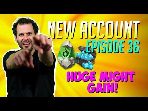 Episode 36: HUGE MIGHT GAIN!