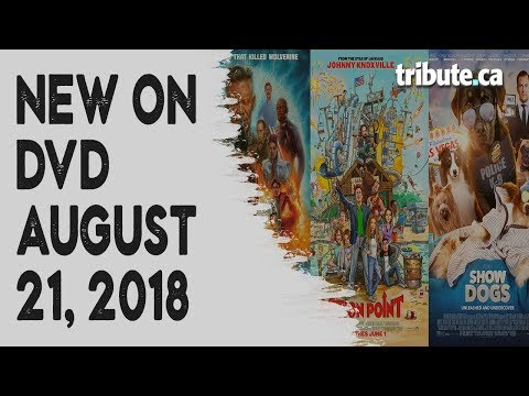 New on DVD - August 21, 2018