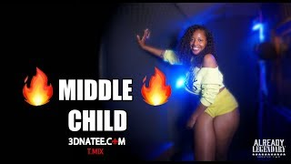 J.Cole - Middle Child T.Mix @3DNATEE [MME31]
