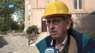 Architect keert terug voor restauratie afgebrande kerk: