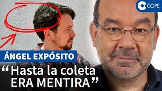 """Expósito sobre el nuevo look de Iglesias: """"Parece un pijito"""""""