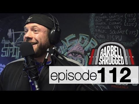 CrossFit Powerlifting, Westside Barbell and Louie Simmons w/ AJ Roberts - EPISODE 112