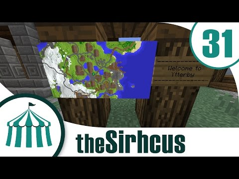 "The Sirhcus | Ep. 31 | ""Ytterby"" | Vanilla Minecraft"