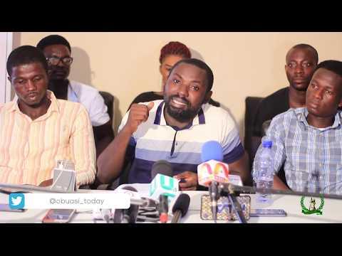 Concern Citizens of Obuasi Press Conference