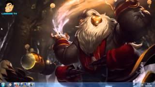 Fondo de escritorio animado (Bardo - League of Legends) [¡NUEVO!]