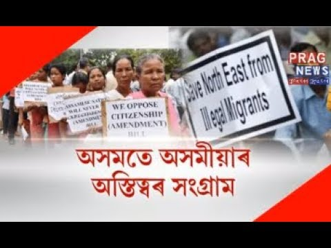 Citizenship Bill VS NRC | Identity in trouble | Assamese community in trouble