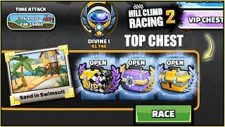 Hill Climb Racing 2 - TOP Chest + Daily / Weekly Challenges Walkthrough