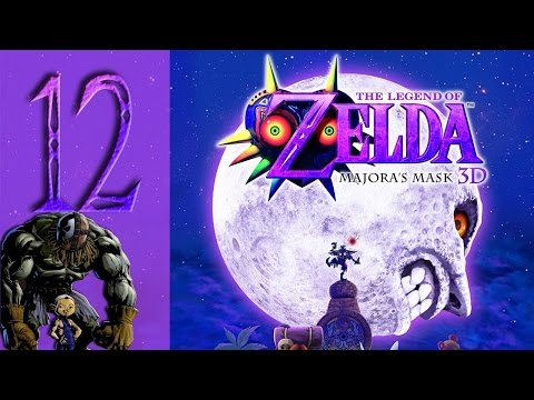 The Legend of Zelda : Majora's Mask 3D - La Course Enflammée (Partie 12)