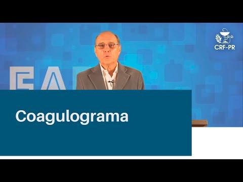 "Palestra - ""Coagulograma"""