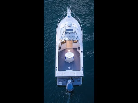 Best Southern California Fishing Boat: Parker 2320