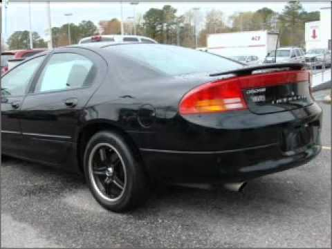 2002 Dodge Intrepid Chesapeake Va Youtube