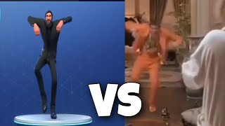 New HooteNanny Emote In Real Life - Fortnite Battle Royale