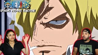 SANJI LEAVES THE STRAW HATS! One Piece Episode 763, 764, 765 REACTION!!!