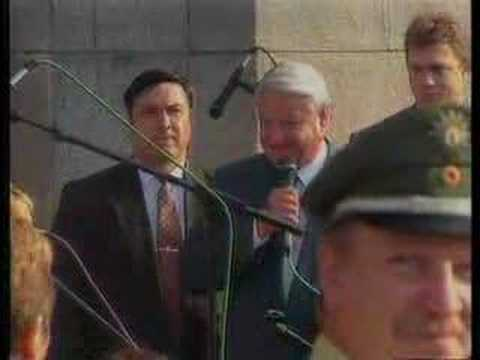 Boris Yeltsin's finest moments