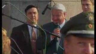 Boris Yeltsin's finest moments(Just remember -- this man had SEVERAL THOUSAND NUCLEAR WEAPONS at his disposal., 2007-04-27T06:58:45.000Z)