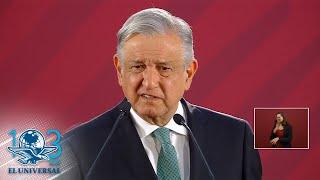 """""""Estamos ocupados y preocupados"""" AMLO sobre caso de Norberto Ronquillo"""