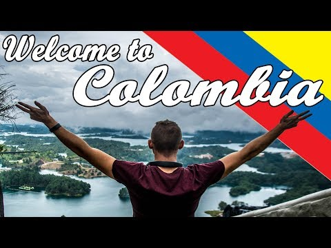 🇨🇴COLOMBIA TRAVEL VLOG - Back to my #3 favourite country in the world (Exploring Bogotá & Medellín)