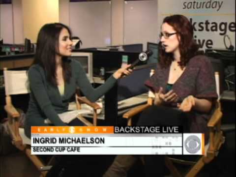 Ingrid Michaelson Answers Fan Questions