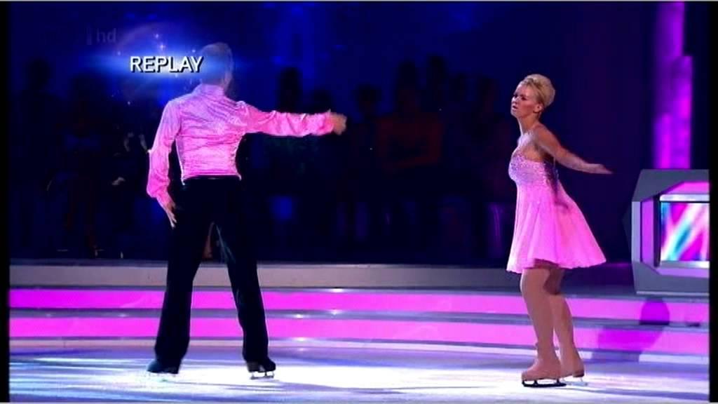 Kerry Katona & Daniel Whiston Dancing On Ice Week 5