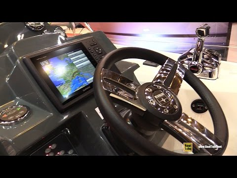 2016 Bavaria Sport 300 Motor Yacht - Interior Walkaround - 2015 Salon Nautique de Paris