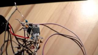 One transistor radio transmitter update