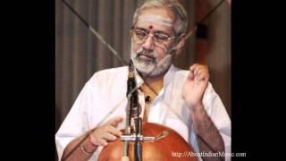 Indian Music: Sruthi Laya; Karaikudi Mani, Raga Ranjani