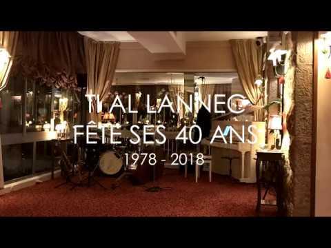 Les 40 Ans De Ti Al Lannec Hotel Restaurant Spa En Bretagne