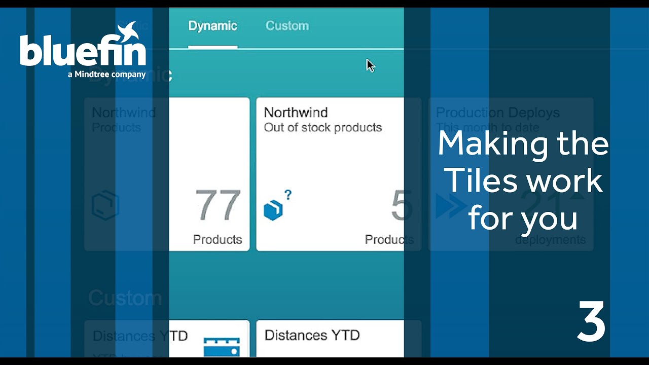 SAP Fiori Launchpad   PART 3: Making The Tiles Work For You   Bluefin  Solutions