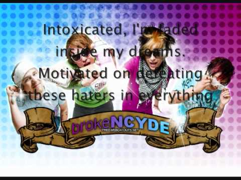 brokeNCYDE Schizophrenia Lyrics