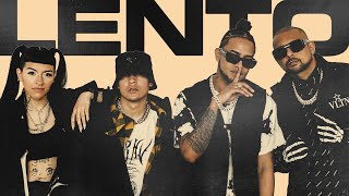 Tainy, Sean Paul, Mozart La Para & Cazzu - LENTO (Official Music Video)