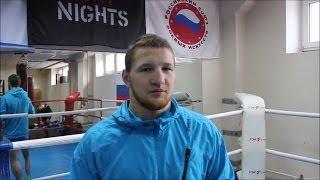 Владимир Минеев : Алмазный кулак для Тайского бокса