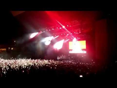 Chance The Rapper - Live @Mesa Ampitheatre AZ - No Problem, Mixtape, Sunday Candy
