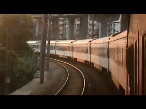 Hong Kong - Shanghai by Train T100 in Soft Sleeper Car 火车九龙上海