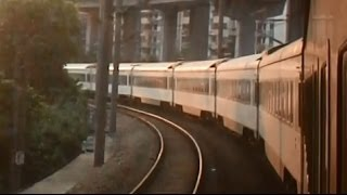 Hong Kong - Shanghai by Train T100 in Soft Sleeper Car 火车九龙上海
