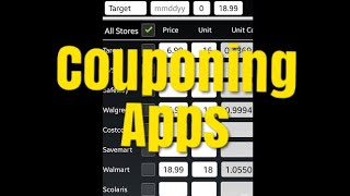 Save time couponing: 3 Apps for Coupon Organization