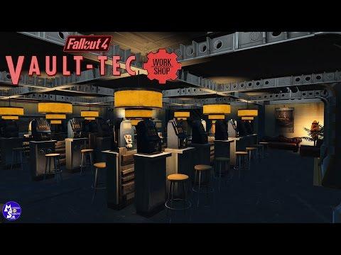 Vault-Tech Workshop(Hotel & Casino $$$)|Spectacle Island Casino|Fallout 4