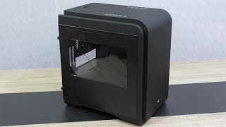 Aerocool DS Cube Window Micro-ATX Case Review