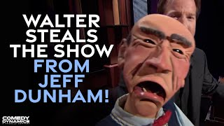 Walter Steals The Show From Jeff Dunham!