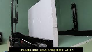 FC3020 hot wire CNC foam cutter