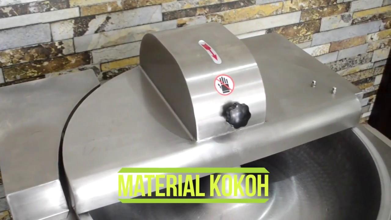 Cara Kerja Mesin Bowl Cutter 2