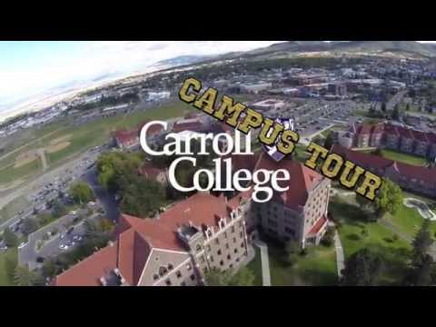 Carroll College - Student Narrated Campus Tour