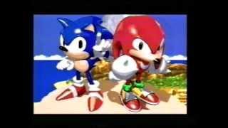 Sega Mega Drive commercial (1994)