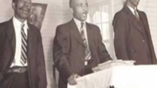 Since I Laid My Burden Down -- The Elders McIntorsh and Edwards