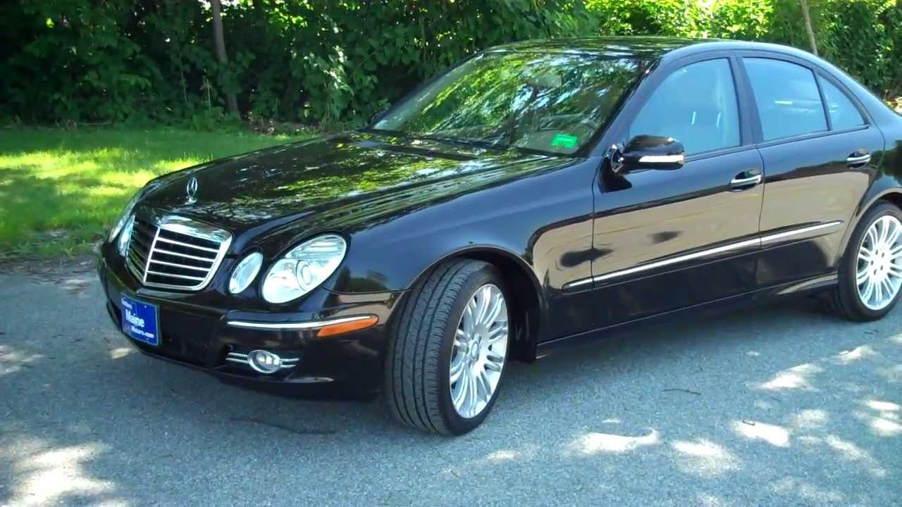 Used 2008 mercedes benz e350 4 matic j7426b southern for Used mercedes benz e350 coupe