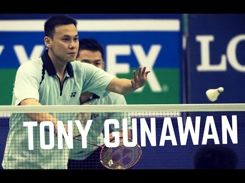All About Tony Gunawan: Interview - Olympic Badminton Training 🏸🏅