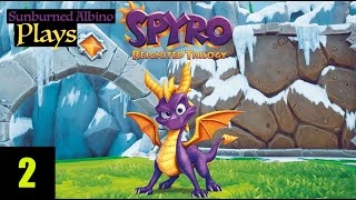 SA Plays the Spyro Reignited Trilogy - EP 2