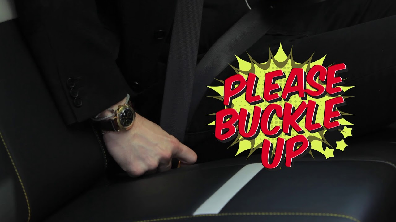 * TLC NYC Yellow Taxi Buckle Up