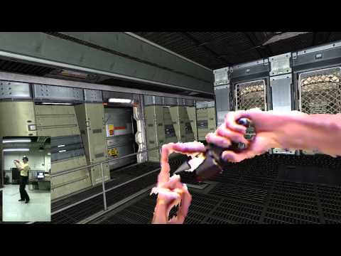 Virtual Worlds Using Head-mounted Displays