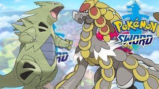Pokemon Sword - TWORZYMY DRUŻYNĘ DO WALK!